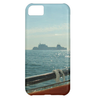 Cross Channel Ferry From The Wheelhouse iPhone 5C Case
