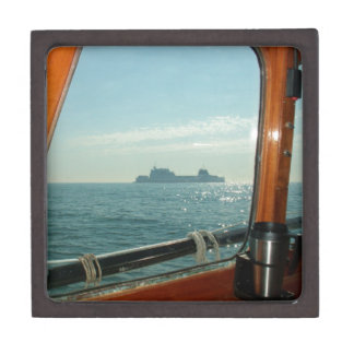 Cross Channel Ferry From The Wheelhouse Premium Gift Boxes