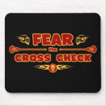 Cross Check Mousepad