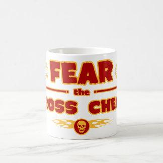 Cross Check Coffee Mug