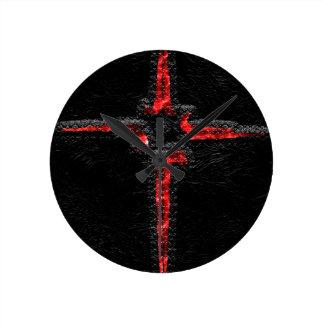 Cross Wall Clocks