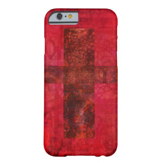 CROSS  Contemporary Christian art iPhone 6 Case