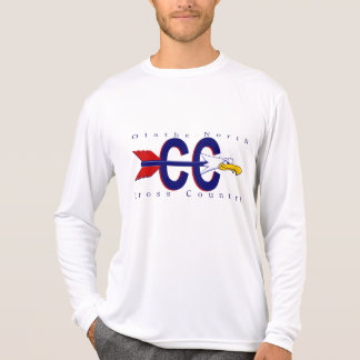 Cross Country 2008 Micro Fibre Long Sleeve T-Shirt