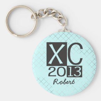 Cross Country 2013 - CC Running Keychains