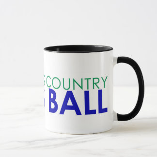 Cross Country Big Ball Mug