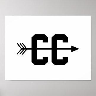 Cross Country CC Print