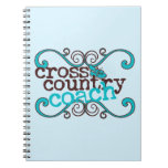 Cross Country Coach Note Books