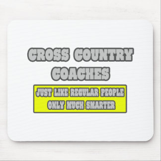 Cross Country Coaches...Much Smarter Mouse Pad