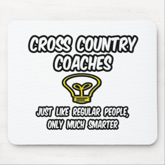 Cross Country Coaches...Smarter Mouse Pad