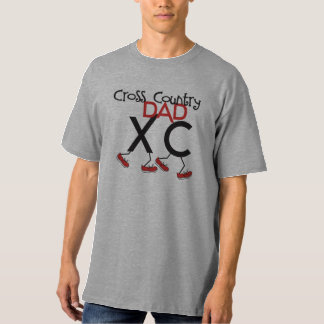 Cross Country Dad - Cross Country Runner Dad T-Shirt
