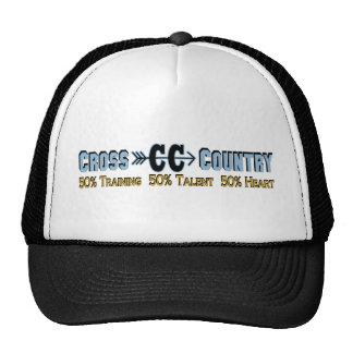 Cross Country Design Trucker Hat