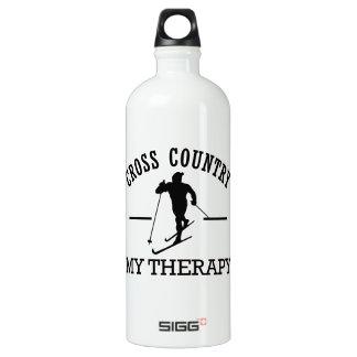 cross country design water bottle