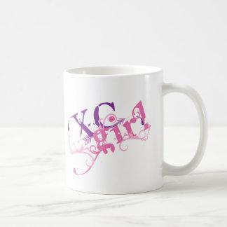 Cross Country Girl Coffee Mug