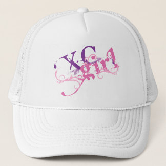 Cross Country Girl Trucker Hat