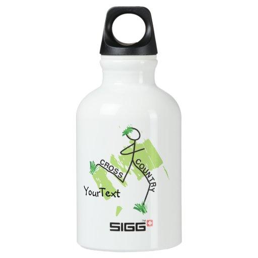 Cross Country Grass Runner SIGG Traveler 0.3L Water Bottle