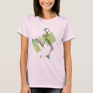 Cross Country Grass Runner T-Shirt