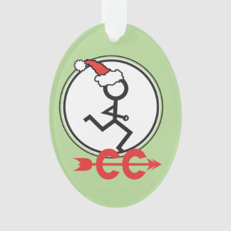 Cross Country Holiday Runner © Green Ornament