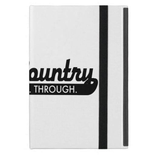 cross country iPad mini carcasa