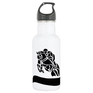 Cross Country Jumper Stainless Steel Water Bottle