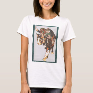 Cross Country Kitty T-Shirt