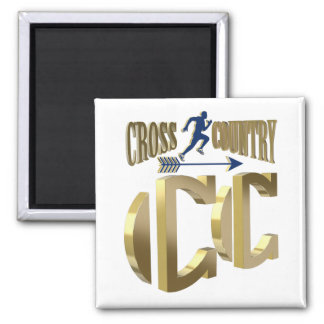 Cross country magnet