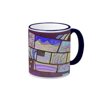 cross country ringer mug