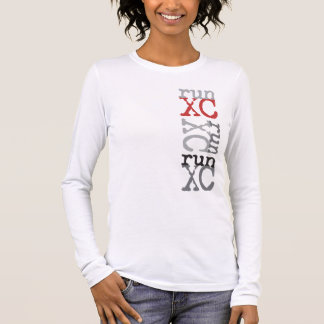 Cross Country run XC Long Sleeve T-Shirt