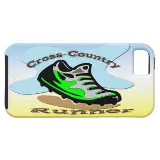 Cross-Country Runner 4G Case-Mate Case iPhone 5 Case