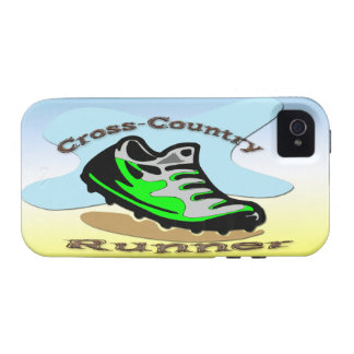Cross-Country Runner 4G Case-Mate Case Case-Mate iPhone 4 Case