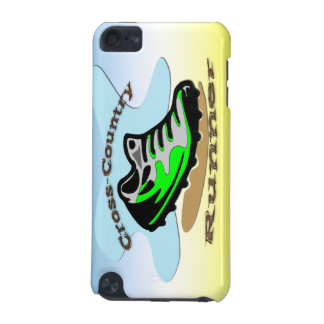 Cross-Country Runner  iPod Touch 5G Cases