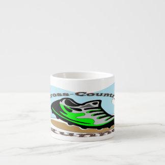 Cross-Country Runner Espresso Mug