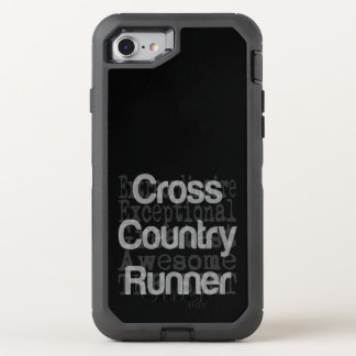 Cross Country Runner Extraordinaire OtterBox Defender iPhone 7 Case