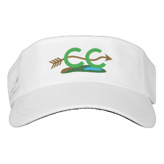 Cross Country Runner - Hilly Arrow Visor