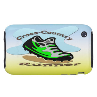 Cross-Country Runner iPhone 3g Case-Mate Case