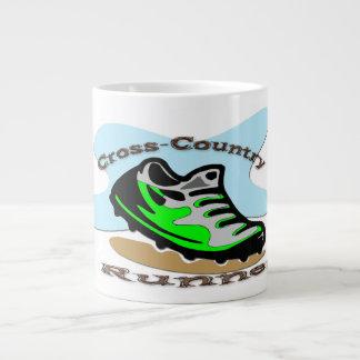 Cross-Country Runner Jumbo Mug