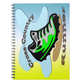 Cross-Country Runner Notebook
