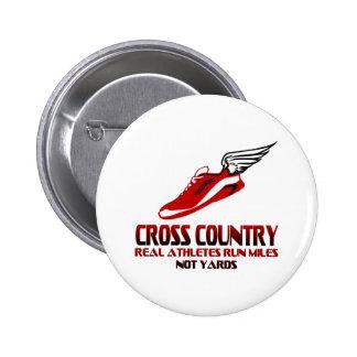 Cross Country Running Button