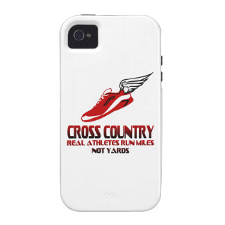 Cross Country Running iPhone 4/4S Case