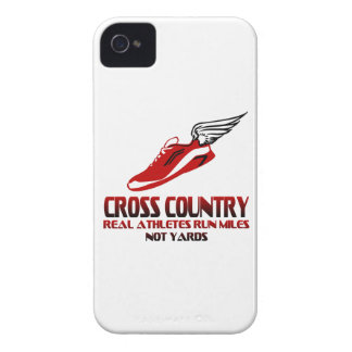 Cross Country Running iPhone 4 Case-Mate Case