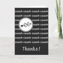 Running Coach Gifts on Zazzle