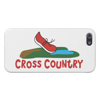 Cross Country Running iPhone SE/5/5s Cover