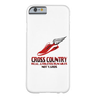 Cross Country Running iPhone 6 Case