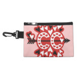 Cross Country Running Love Accessory Bags