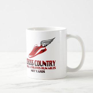 Cross Country Running Coffee Mugs