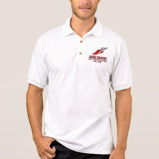 Cross Country Running Polo Shirt