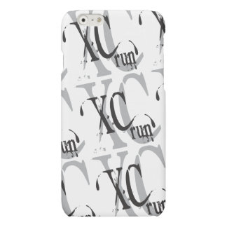 Cross Country Running XC Matte iPhone 6 Case
