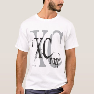 Cross Country Running XC T-Shirt