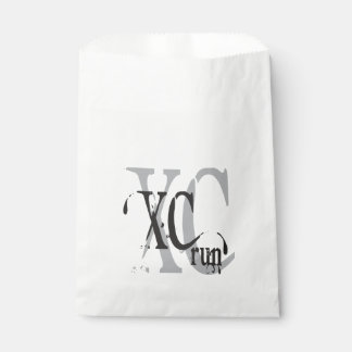 Cross Country Running XC Favor Bags