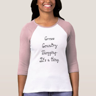 Cross Country Shopping T-Shirt