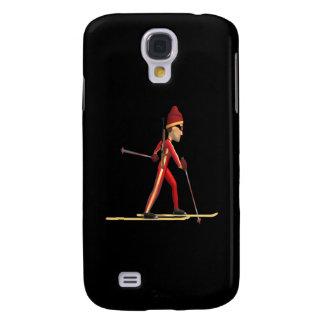 Cross Country Skiier Galaxy S4 Case